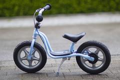Ab welchem Alter ein Laufrad?
