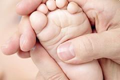 Osteopathie bei Babys