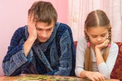 Kann man zu dumm für die Kindeserziehung sein?