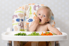Gesunde Baby-Ernährung