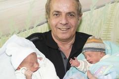 60-Jährige bekommt Zwillinge