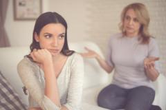 Kritik an Müttern