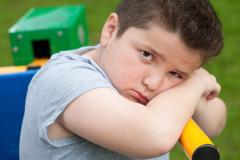 Dicke Kinder haben weniger Freunde