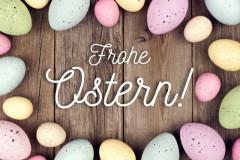 Post vom Osterhasen