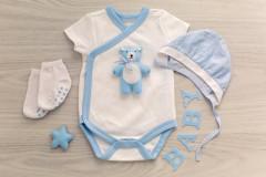 Checkliste für die Babykleidung