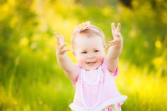 Mai-Kinder sind Glückskinder