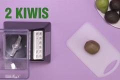 Avocado-Kiwi-Brei