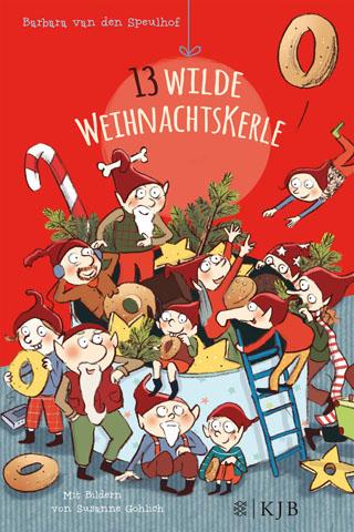 Buchempfehlung: 13 wilde Weihnachtskerle