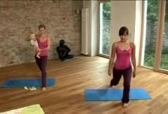 """Pilates mit Baby: Der Baby """"Hundred"""""""