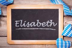 Bayerische Vornamen: Elisabeth