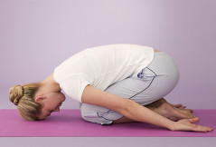 Yoga für Schwangere: die Stellung des Kindes