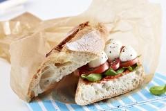 Brote für die Schule