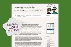 Blogs: Herr und Frau Müller