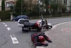 Erste Hilfe bei Motorradunfällen