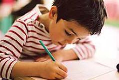 Prüfungsangst bei Kindern