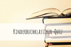 Kinderbuch-Quiz