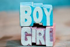 Junge oder Mädchen? Wollen Sie es wissen?