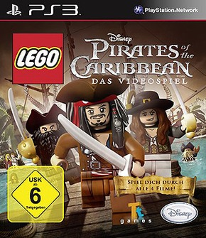 Computer-Spiel: Pirates Of The Caribbean