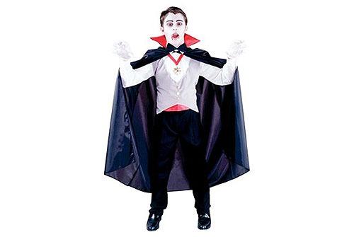 Vampir-Kostüm für Kinder - Bilder - Familie.de