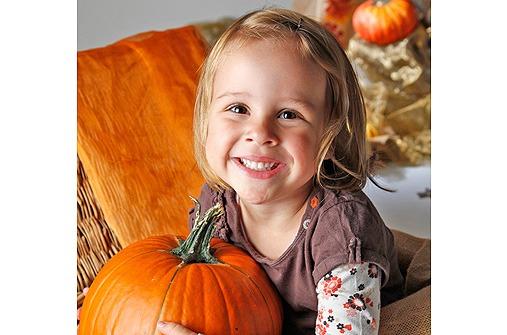 Kinderfotos Oktober 2013: Martha