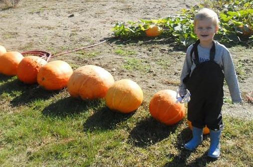 Kinderfotos Oktober 2013: Neo