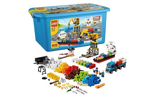 Lego Starterbox Hafen