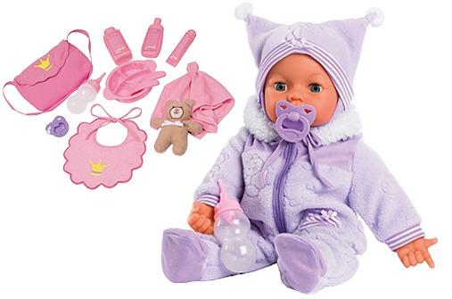 Babypuppe Piccolina