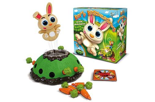 Geschenke für Kindergartenkinder: Karlo Karottenschreck