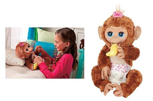 Geschenke für Kindergartenkinder: Mein Baby-Äffchen
