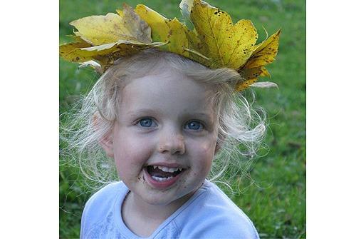 Kinderfotos September 2013: Lucia