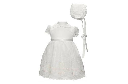 Taufkleid und Taufanzug: Taufkleid Amelie