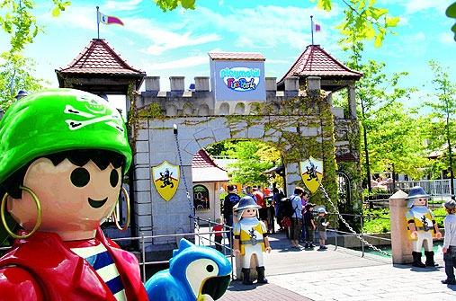 Ausflugtipps für die Ostertage: Playmobil FunPark