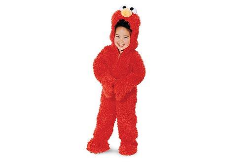 Elmo-Kostüm für Fasching