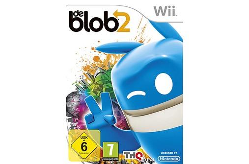 Computer-Spiel: De Blob2