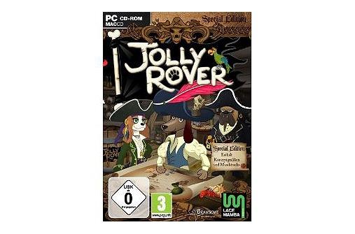 Computer-Spiel: Jolly Rover