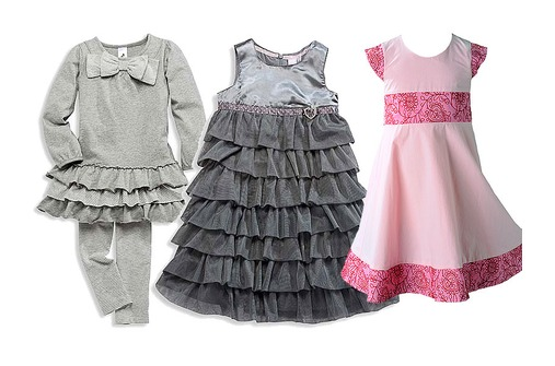 Festliche Kindermode: Kleider von C&A und Lovely Lavinia