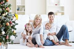 Weihnachtsprogramm schauen