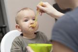 Mythos Babyerziehung: Das Kind muss den Teller leer essen.