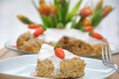 Karottenkuchen: Rezept für Rüblikuchen