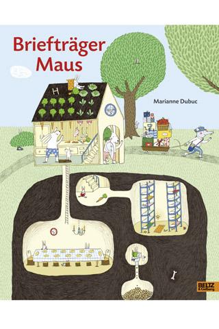 Buchtipps Buchmesse: Briefträger Maus