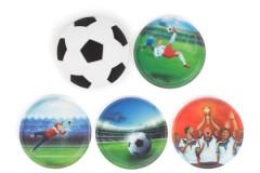ergobag Klettie-Set für Fußball-Fans