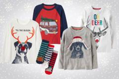 Weihnachtsstimmung im Kleiderschrank