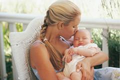Babys riechen unglaublich lecker