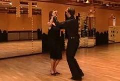 Tanzkurs Quickstep: Grundschritte Teil 2