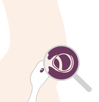 4. SSW: Die Eizelle nistet sich in der Gebärmutter ein.