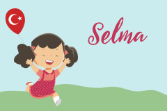 Türkische Vornamen: Selma