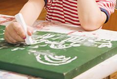 Kreativität beim Kleinkind fördern