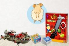 Spielzeug für Widder-Kinder