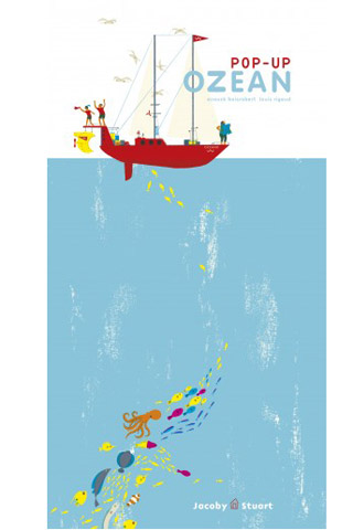 Buchtipps Buchmesse: Pop-up Ozean