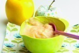 Babybrei Rezepte: Obst-Getreide-Brei